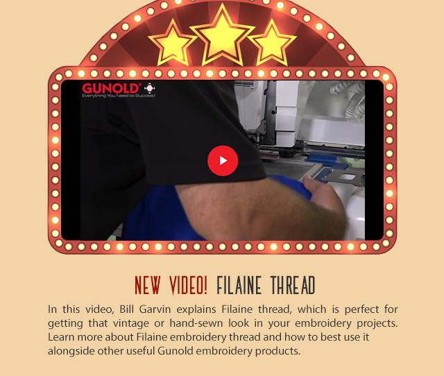 new video! filaine thread