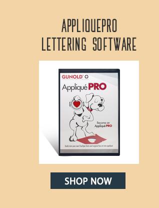 appliquepro software - shop now