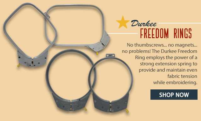 durkee freedom rings