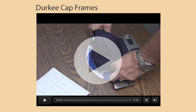 durkee cap frames video