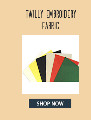 twilly embroidery fabric - shop now