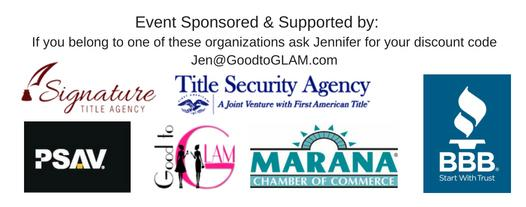 SPONSORS AND CONTACT INFO