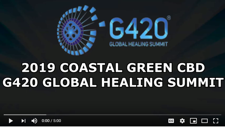 2019 G420 Global Healing Summit