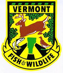 vt fish and wildlife logo