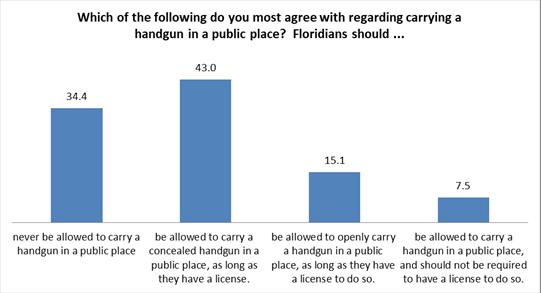 FAU Gun Survey