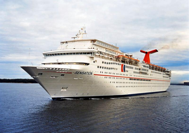 DCC Luncheon On Carnival Cruise Line  May 19th