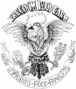 Freedom Food Farm Logo