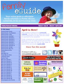 Events 2017 March 31-April 6