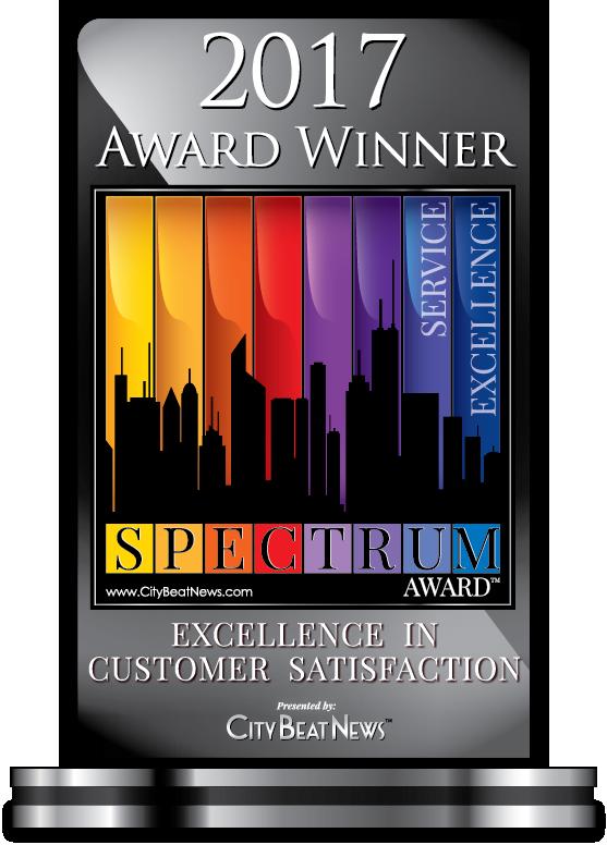 2017 spectrum award winner