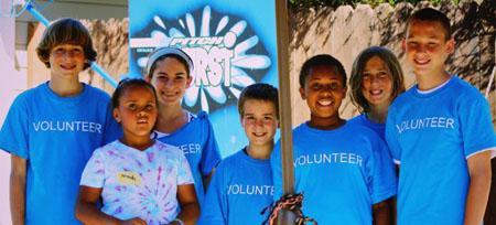 LZR Volunteer