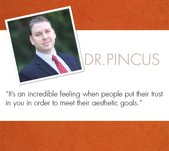 Dr. Pincus celebrates 1 year with Romanelli Cosmetic Surgery