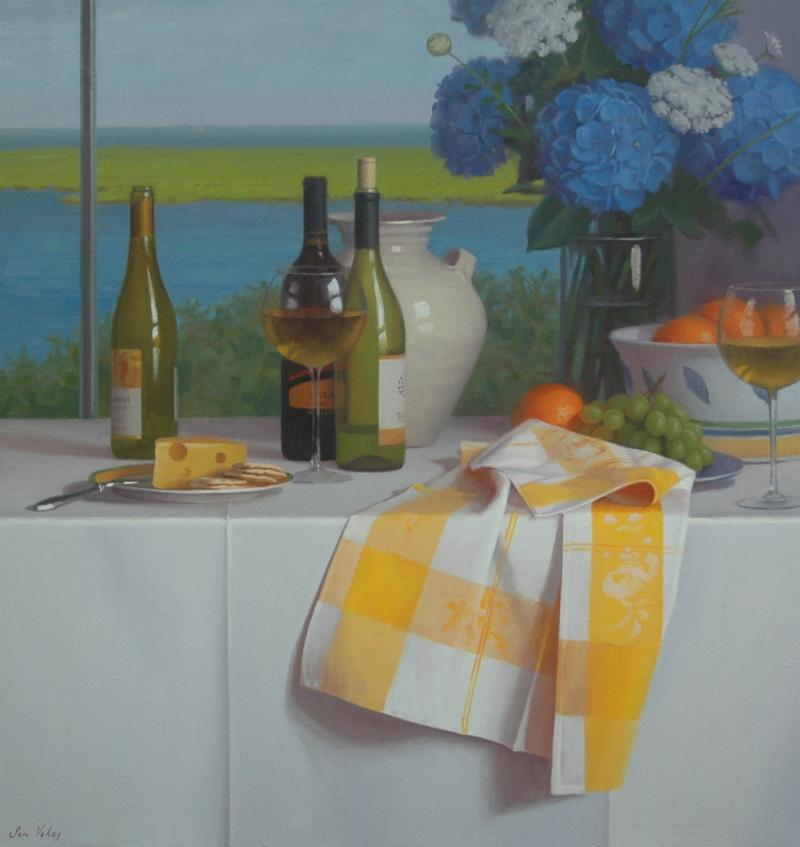 Sam Vokey_ Table with a View