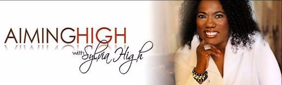 Aiming High with Sylvia High Banner