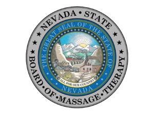 Nevada State Board of Massage Therapy logo