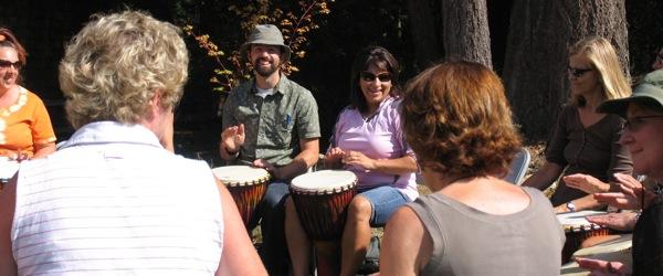 Summer Drum Circle