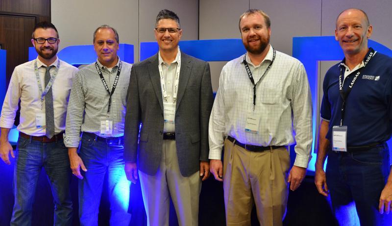 USIBD Board of Directors:  Ted Mort, Joe Romano, John Russo, Kevin Kianka, and Bryan Merritt