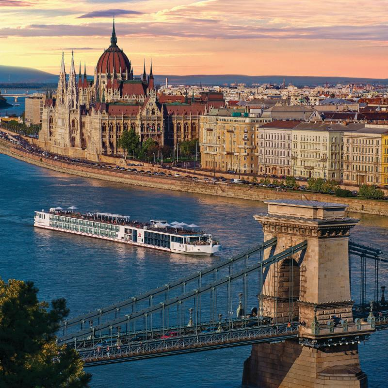 5 Things to See Along the Danube