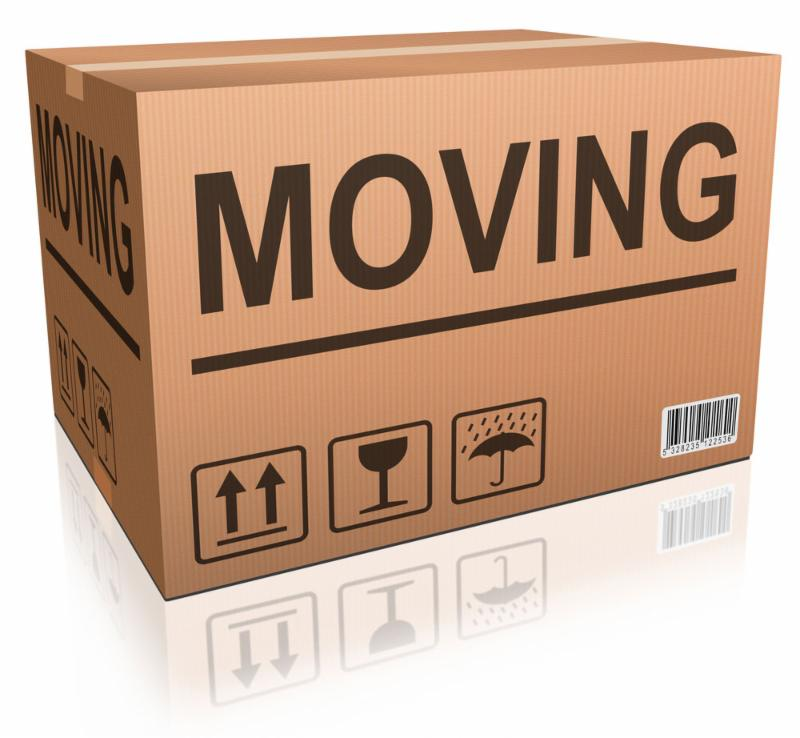 We moved!...
