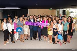 IAWA Reception at Paris Air Show Le Bourget