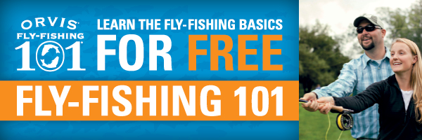 Aug 24th Fly Fishing 101 at Orvis Sevierville