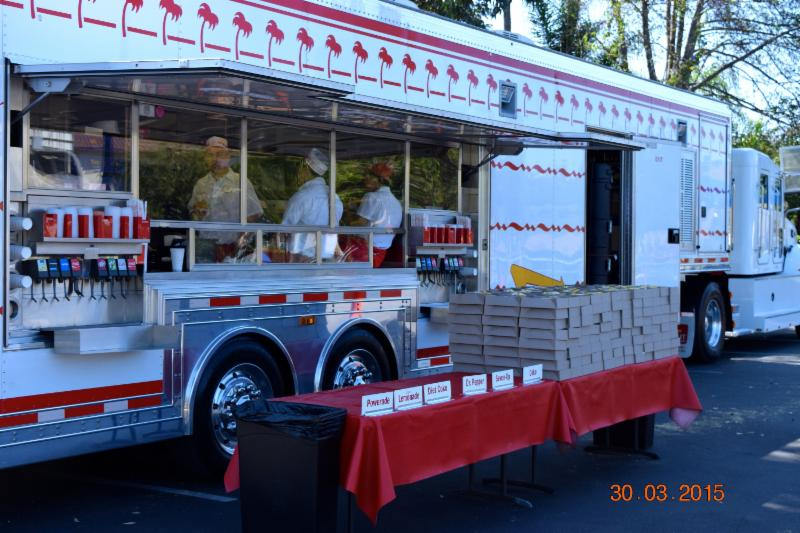 2016 In N Out Burger Lunch Event