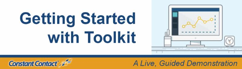 Getting Started with Toolkit