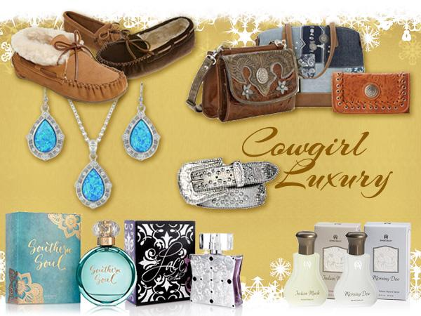Cowgirl gifts at Scott Colburn Boots and Western Wear