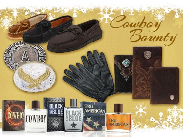 Western gifts for cowboys at Scott Colburn Boots and Western Wear