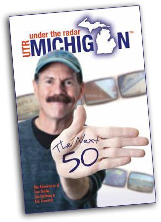 Tom Daldin_s _The Next 50_ book from PBS TV_s Under the Radar