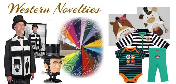 Western gifts and novelties