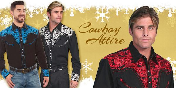 Scott Colburn Boots and Western Wear cowboy snap shirts and fashion