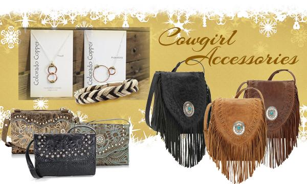 Cowgirl accessories