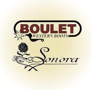Boulet and Sonora logos