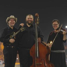 Behind the Times Bluegrass Band