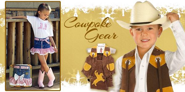 Scott Colburn Boots and Western Wear cowpoke kids western wear_ cowboy boots_ and cowboy hats