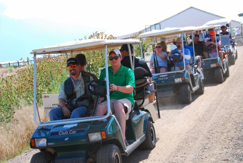 Clay 2014 - carts
