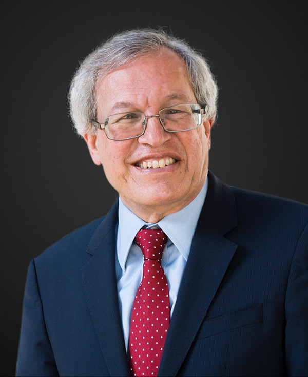 UC Berkeley School of Law Dean Erwin Chemerinsky
