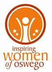 Inspiring Women of Oswego logo