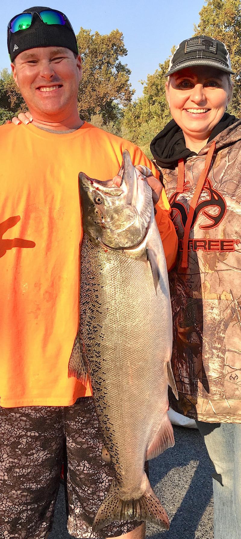 September 6, 2018 Fishing Report - FishKevinBrock com