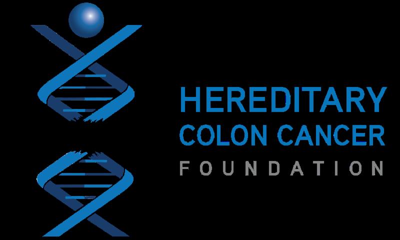 Hereditary Colon Cancer Foundation Logo
