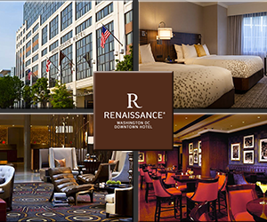 Image result for renaissance hotel dc 999 9th st