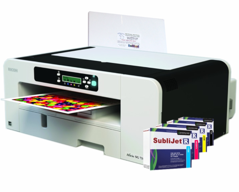 proprintr3 sublimation or chromablast system