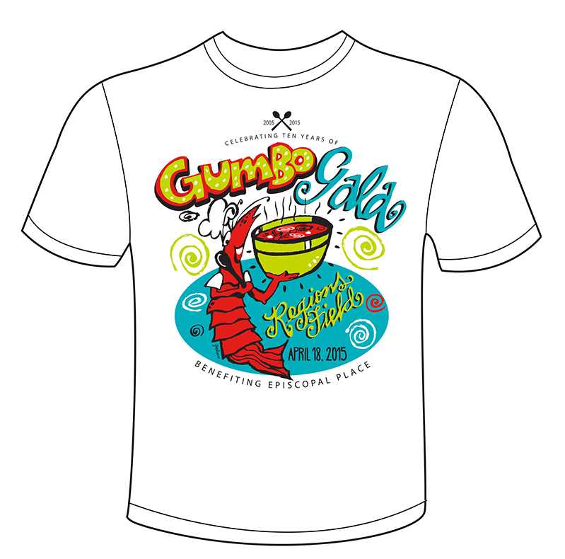 Birmingham Al Low Income Housing: 2015 Episcopal Place-Gumbo Gala Tickets, Teams And T-shirts
