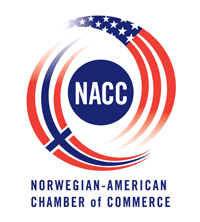 Norwegian-American Chamber of Commerce logo
