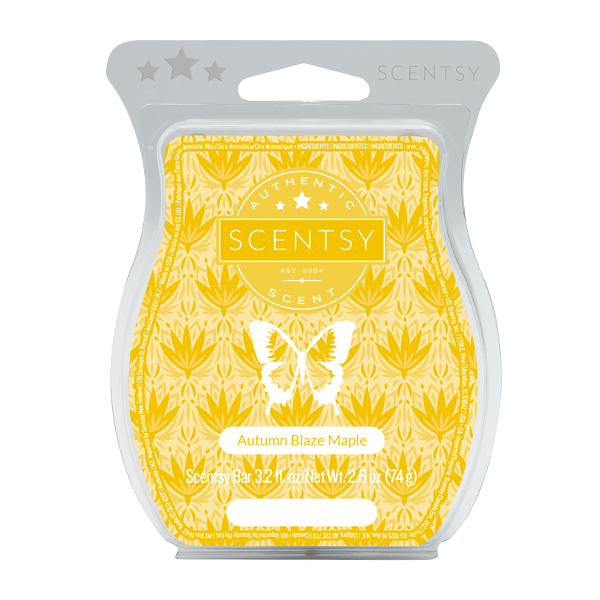 2016 Fall Discontinued Scentsy Scents 1