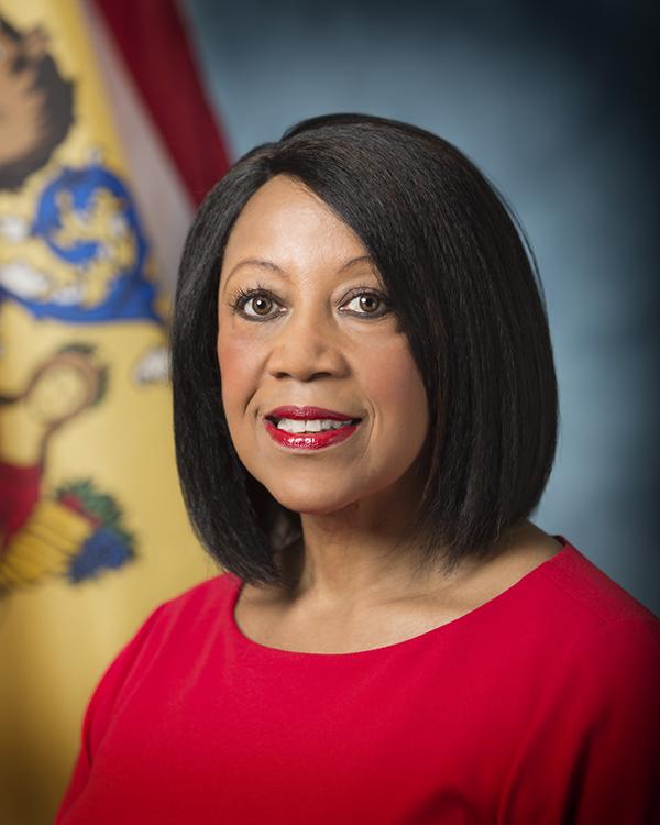 Lt. Governor Oliver