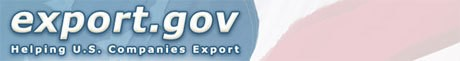 Export dot gov logo