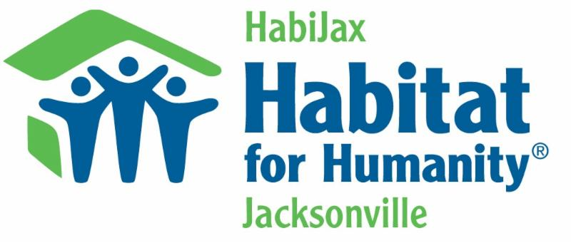 Habitat for Hummanity Jacksonville Logo
