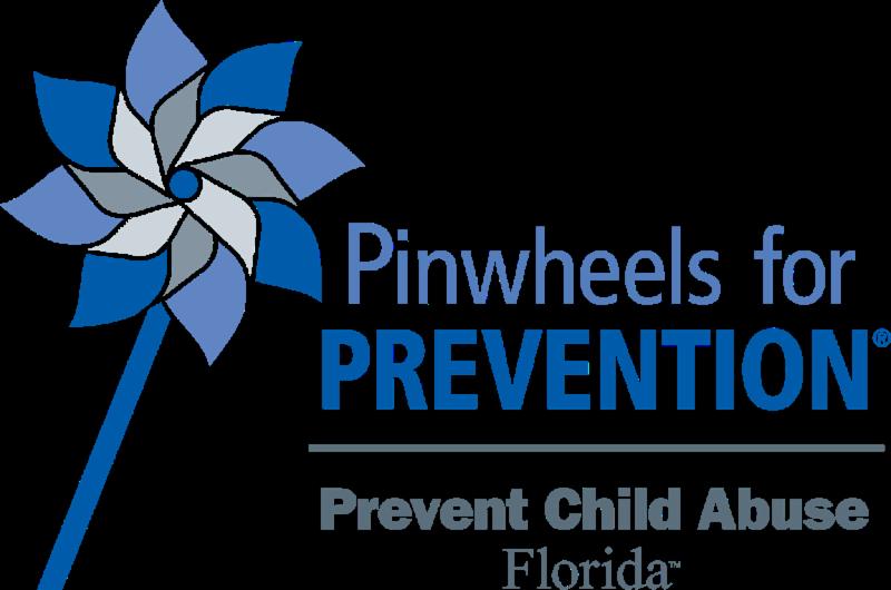 Pinwheels for Prevention Logo