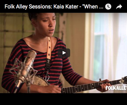 Folk Alley Sessions_ Kaia Later - _When Sorrow Encompass Me_